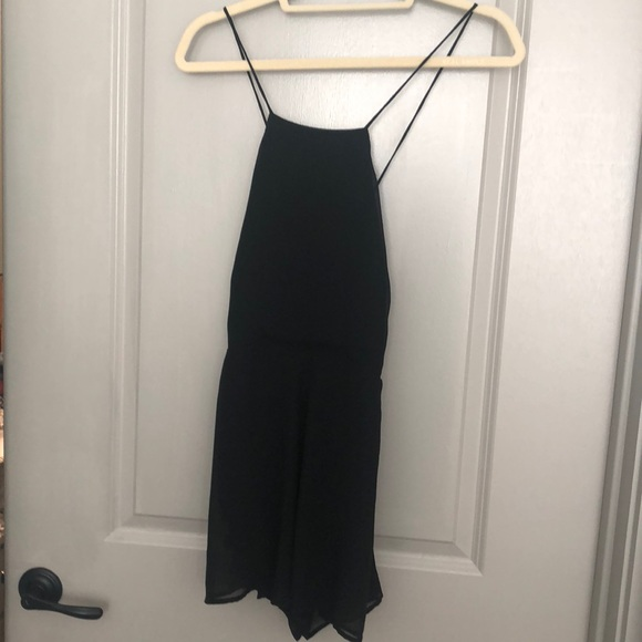 Lucca Couture Dresses & Skirts - Urban outfitters tie back romper